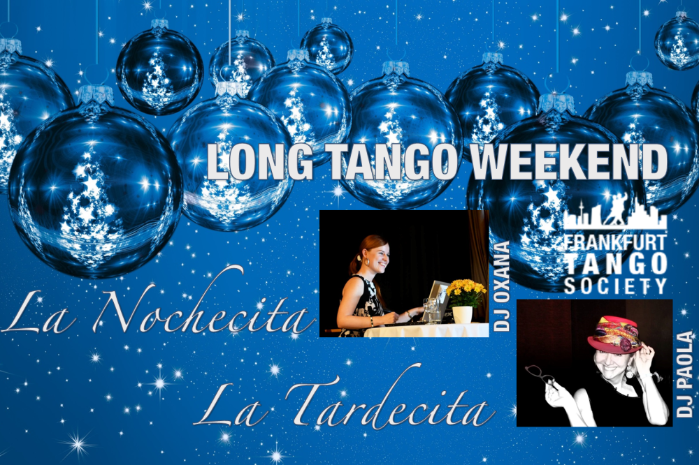 Long Tango Weekend